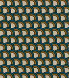 Abstract circle pattern