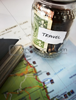 Saving for the adventure of a lifetime!