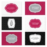 Vector Classic Label Set