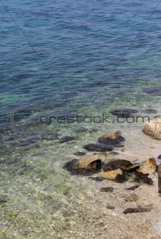 Adriatic sea water