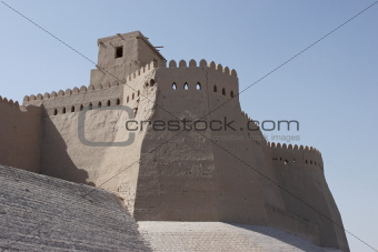 Khiva, Silk Road, Uzbekistan