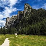Vallunga, Dolomites - Italy