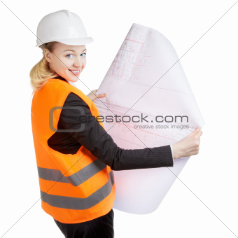 Engineer Woman