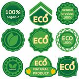 Eight green labels for eco products