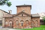 galla placidia mausoleum in Ravenna