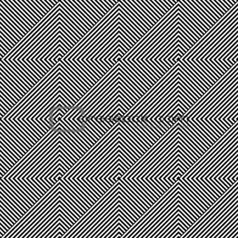 Seamless geometric diagonal texture.