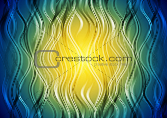 Bright modern background. Vector design