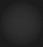 Metallic surface, gray dark background