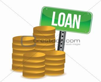 loan coins