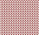 simple knitted background