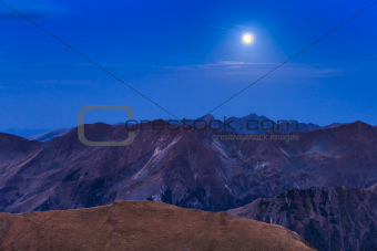 Fagaras Mountains, Southern Carpathians