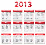 2012 French calendar