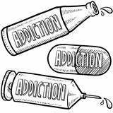 Addiction sketch