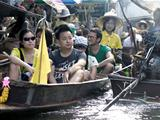 damnoen saduak floating market