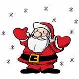 Santa Claus clip art