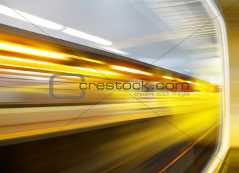 Sensation of speed