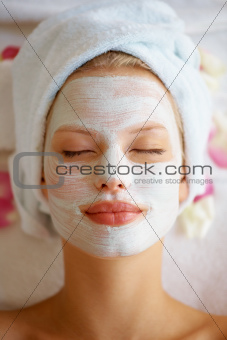 Relaxed and pampered - Skincare