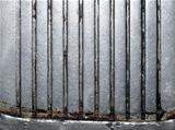 Steel texture background.