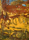 Paint texture closeup background.