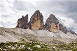 Tre Cime di Lavaredo 3&quot; Drei Zinnen &quot; - Dolomite - Italy