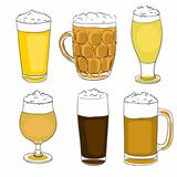 beer pints series