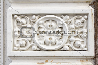 Renaissance Wall Architectural Detail