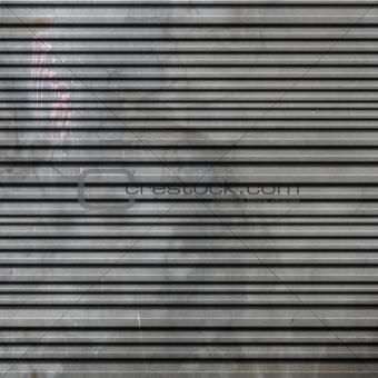 3d render abstract grunge horizontal striped surface