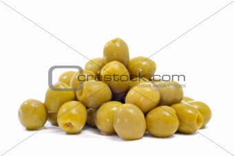 spanish pitted olives
