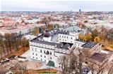 Vilnius aerial view