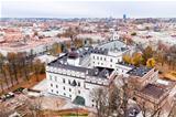 Vilnius aerial view