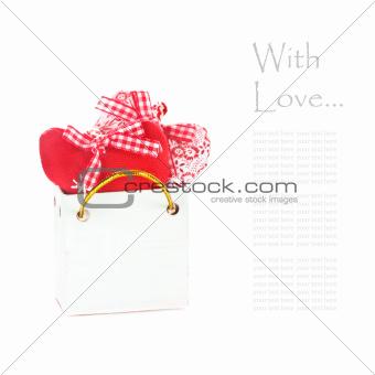 Valentine`s day.