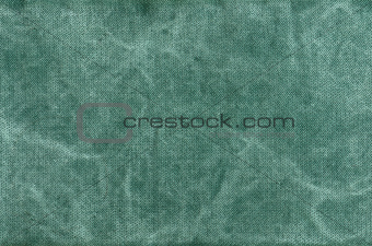 green cotton close up texture background