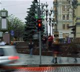 Crossroad on Bogdana Khmelnitskogo
