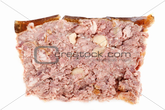 pate with hazelnuts