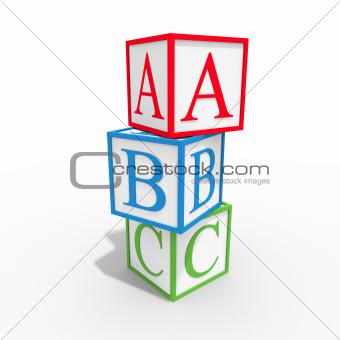 Cube ABC