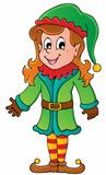 Christmas elf theme 5