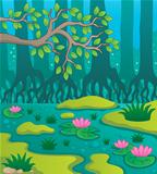 Swamp theme image 2
