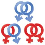 gender symbols