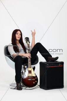 Female rocker