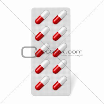 Pill blister