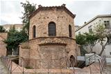 Arian Baptistery in Ravenna, Italy