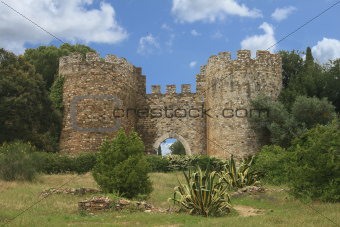 Castle of Vila Vicosa