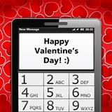 Happy Valentine&#39;s Day SMS