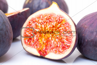Ripe Fruits Figs