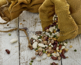 Beans Mix