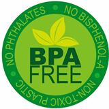 BPA Free Label Illustration