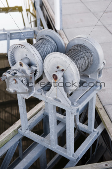 boat lift cable