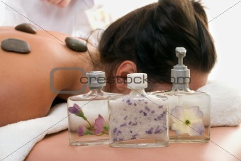 Aroma Products day spa