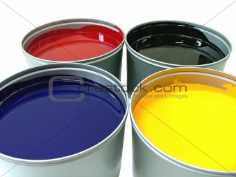 offset printing color