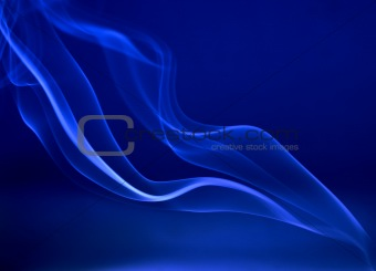 abstract smoke trails